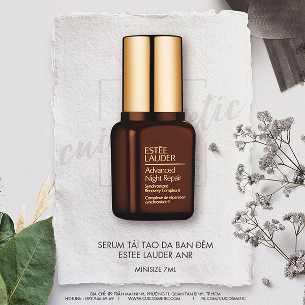 Serum tái tạo da Estee Lauder Advanced Night Repair