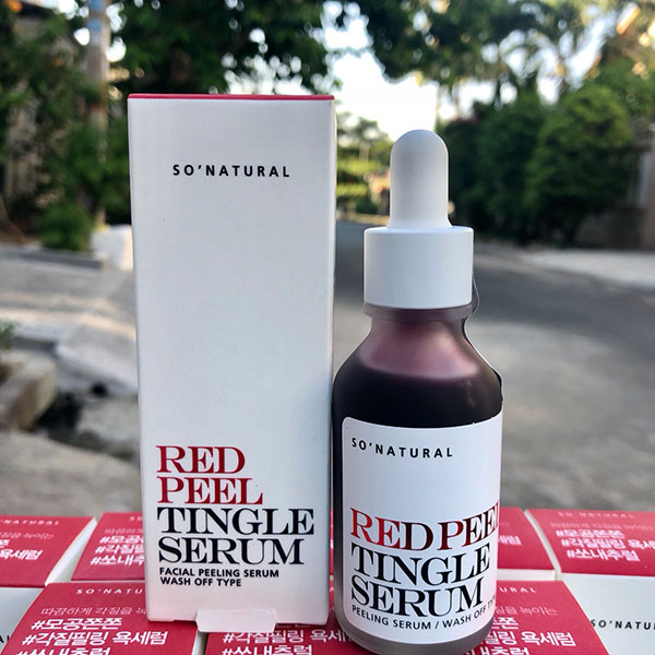 Serum tái tạo da Red Peel Tingle