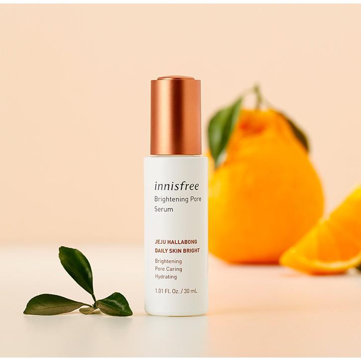 Innisfree Brightening Pore Serum