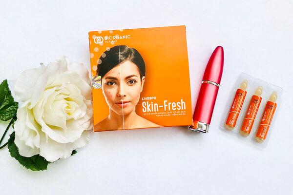 Kem trị mụn cám - Skin Fresh