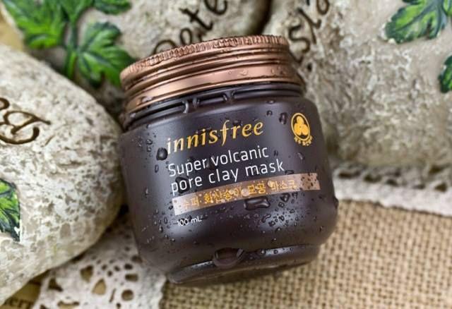 Innisfree jeju volcanic pore cleansing foam