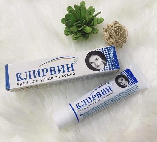 Kem trị sẹo mụn Nga - Klirvin