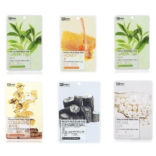 Benew Natural Herb Mask Pack