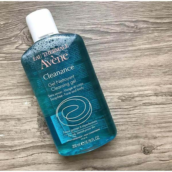 Avene Cleanance Soapless Cleanser Gel