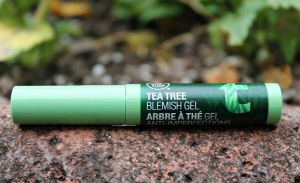 Kem trị sẹo rỗ The Body Shop Tea Tree Blemish Gel