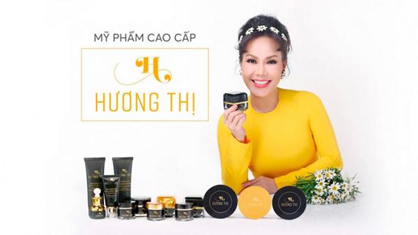 Công ty mỹ phẩm Việt Hương