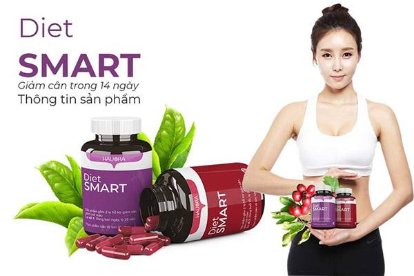 Giảm cân cùng với Diet Smart
