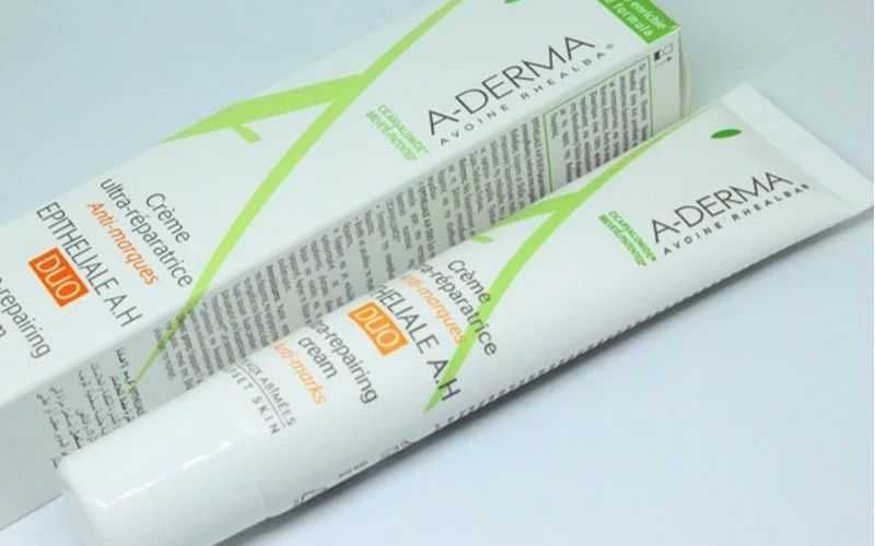 Kem tái tạo da - A-derma epitheliale AH Duo Ultra Repairing Cream