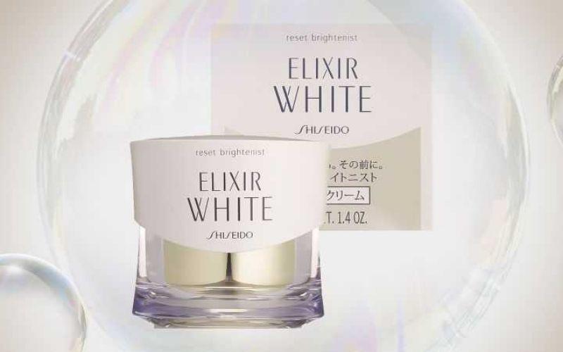 Kem tái tạo da của Nhật - Shiseido Elixir White