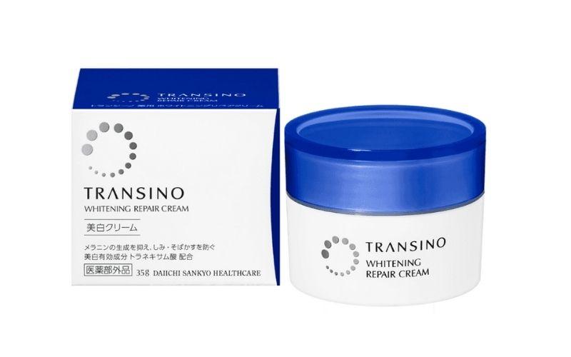 Transino Whitening Repair Cream Nhật