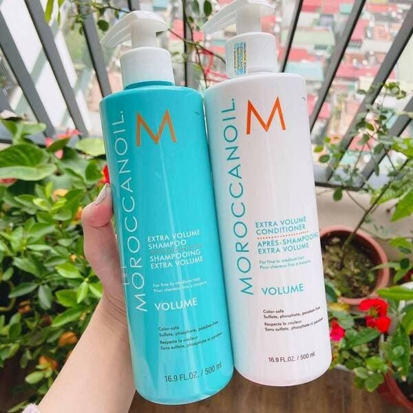 Dầu gội Moroccanoil Hydration - dưỡng ẩm, chống rụng tóc