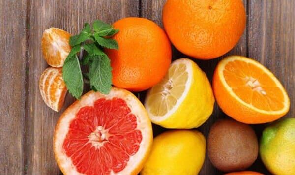 Trái cây họ cam, quýt,...