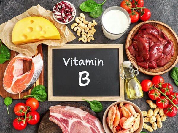 Vitamin B Cần Thiết Cho Người Suy Nhược Cơ Thể