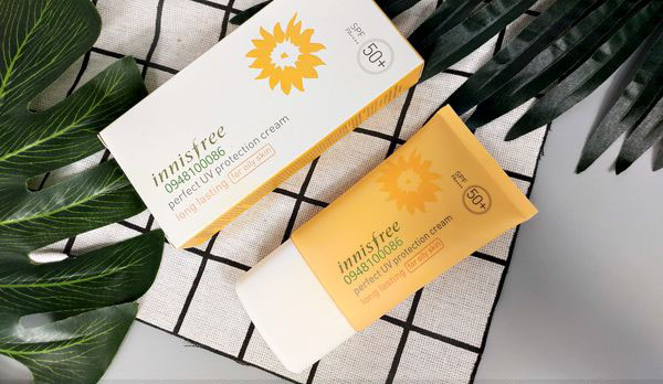 Innisfree Perfect UV Long Lasting For Oily Skin SPF50+/PA+++