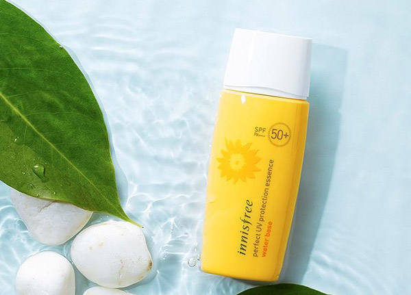 Innisfree Perfect UV Protection Essence Water Base SPF 50 PA+++
